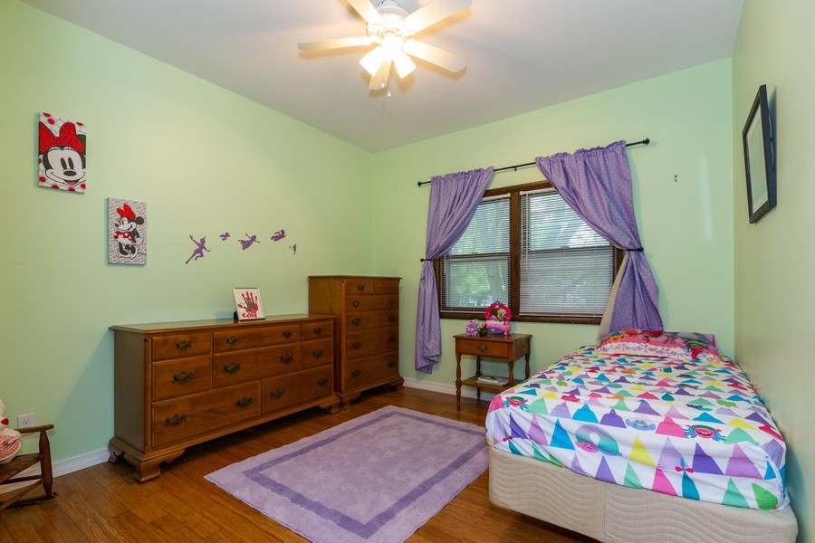 Real Estate Photography - 4750 Pershing Ave, Downers Grove, IL, 60515 - Bedroom