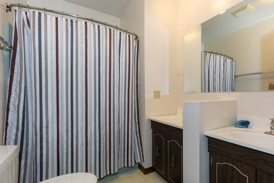 Real Estate Photography - 4750 Pershing Ave, Downers Grove, IL, 60515 - Bathroom