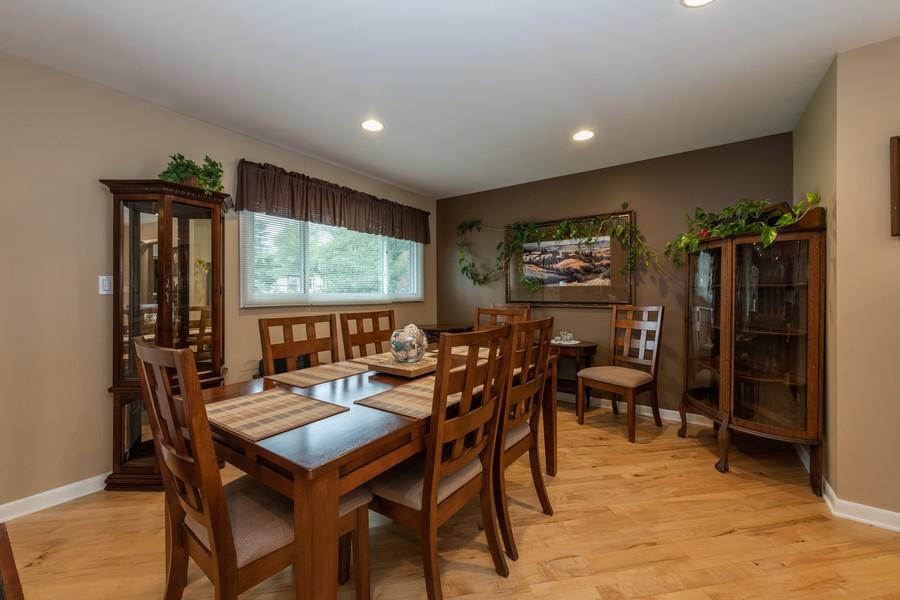 Real Estate Photography - 1818 Hazelwood Dr, Lindenhurst, IL, 60046 - Dining Room