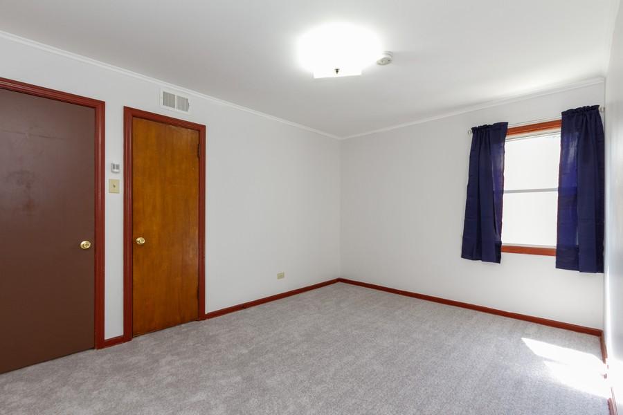 Real Estate Photography - 12536 South Elizabeth St, Calumet Park, IL, 60827 - 3rd Bedroom