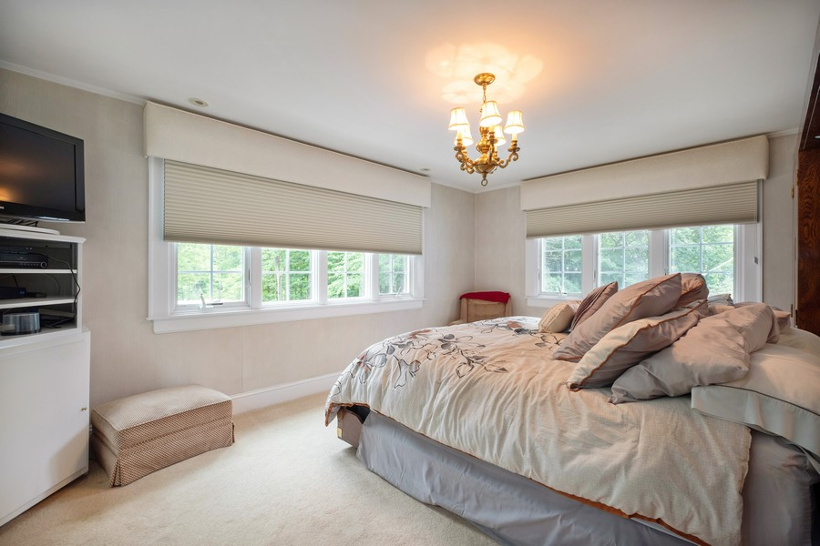 Real Estate Photography - 388 Beech St, Highland Park, IL, 60035 - Master Bedroom