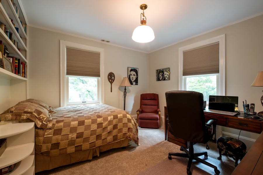 Real Estate Photography - 388 Beech St, Highland Park, IL, 60035 - 2nd Bedroom