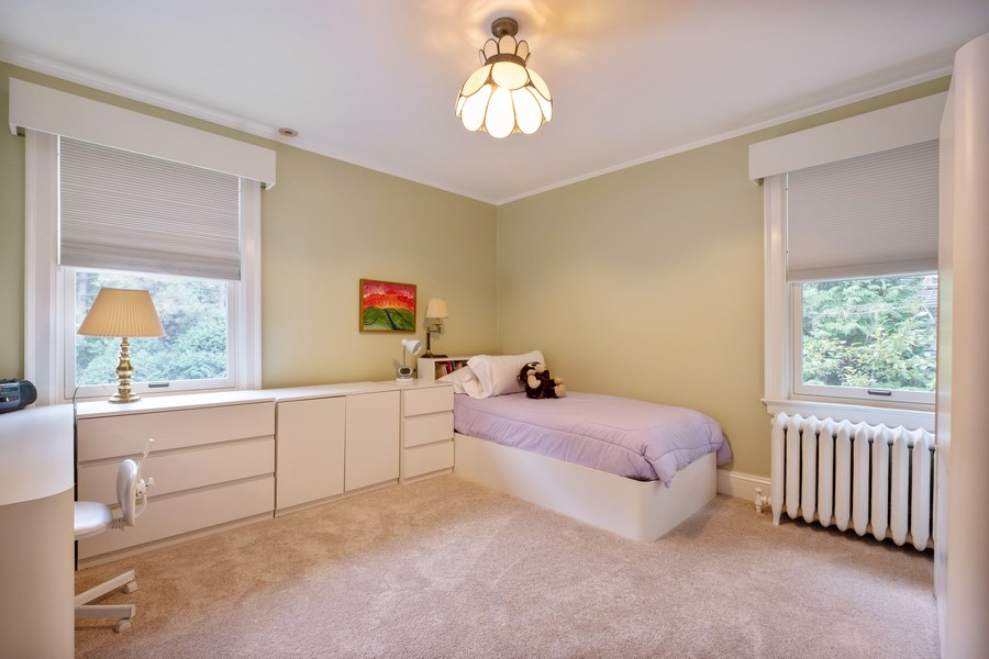 Real Estate Photography - 388 Beech St, Highland Park, IL, 60035 - 3rd Bedroom