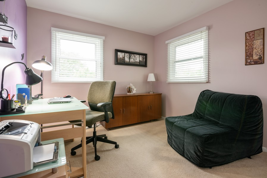 Real Estate Photography - 4065 Winston Dr, Hoffman Estates, IL, 60192 - 3rd Bedroom