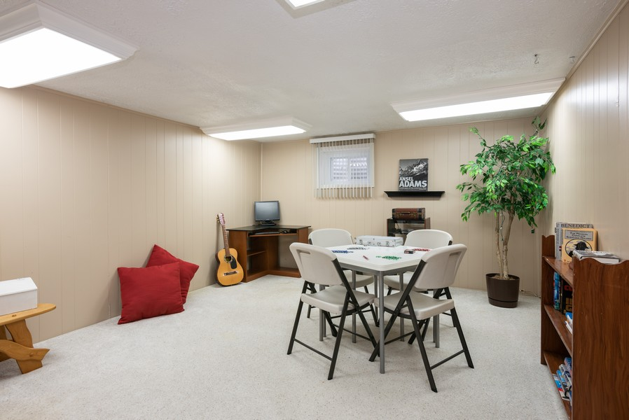 Real Estate Photography - 4065 Winston Dr, Hoffman Estates, IL, 60192 - Basement