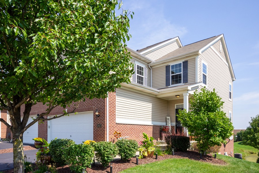 Real Estate Photography - 2947 Church Rd, Aurora, IL, 60502 - Front View