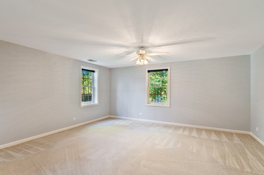Real Estate Photography - 1228 Edgewater Ln, Antioch, IL, 60002 - 3rd Bedroom