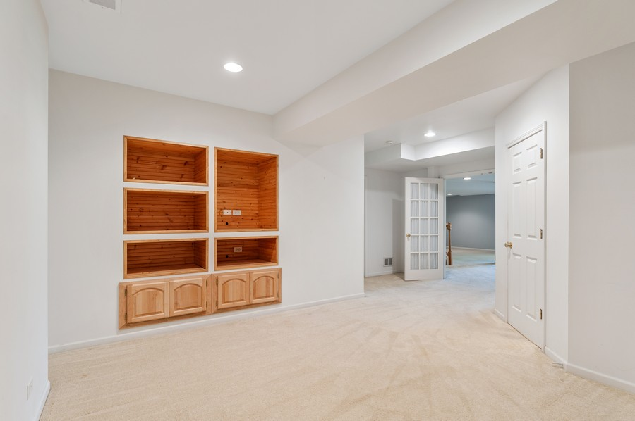 Real Estate Photography - 1228 Edgewater Ln, Antioch, IL, 60002 - Recreational Room