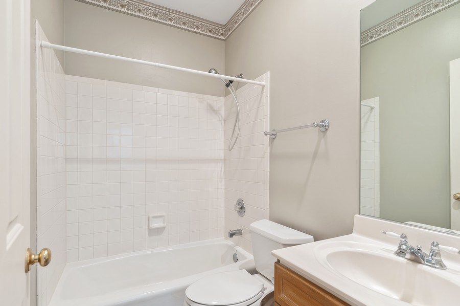 Real Estate Photography - 1228 Edgewater Ln, Antioch, IL, 60002 - Bathroom