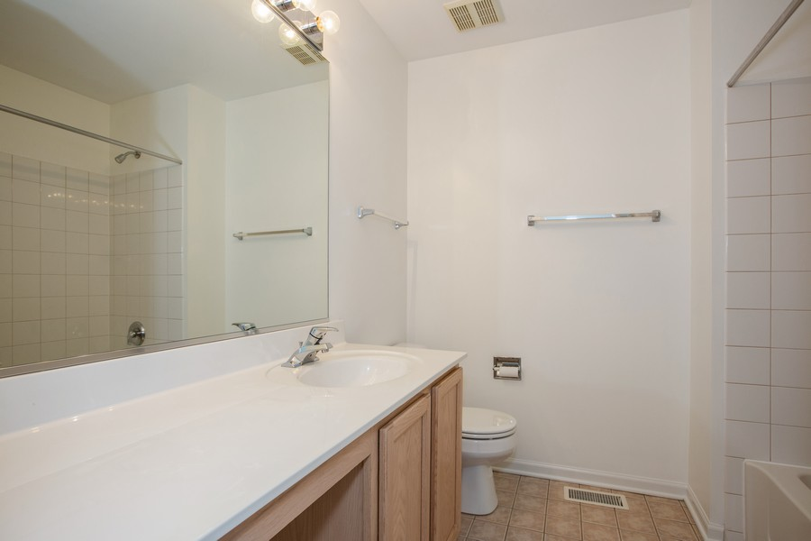 Real Estate Photography - 2570 Golf Ridge Cir, 2570, Naperville, IL, 60563 - Bathroom