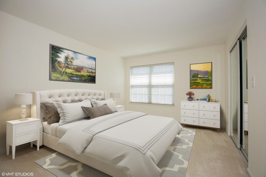 Real Estate Photography - 2570 Golf Ridge Cir, 2570, Naperville, IL, 60563 - 2nd Bedroom