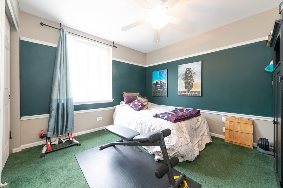 Real Estate Photography - 307 Treehouse Ln, Round Lake, IL, 60073 - Bedroom