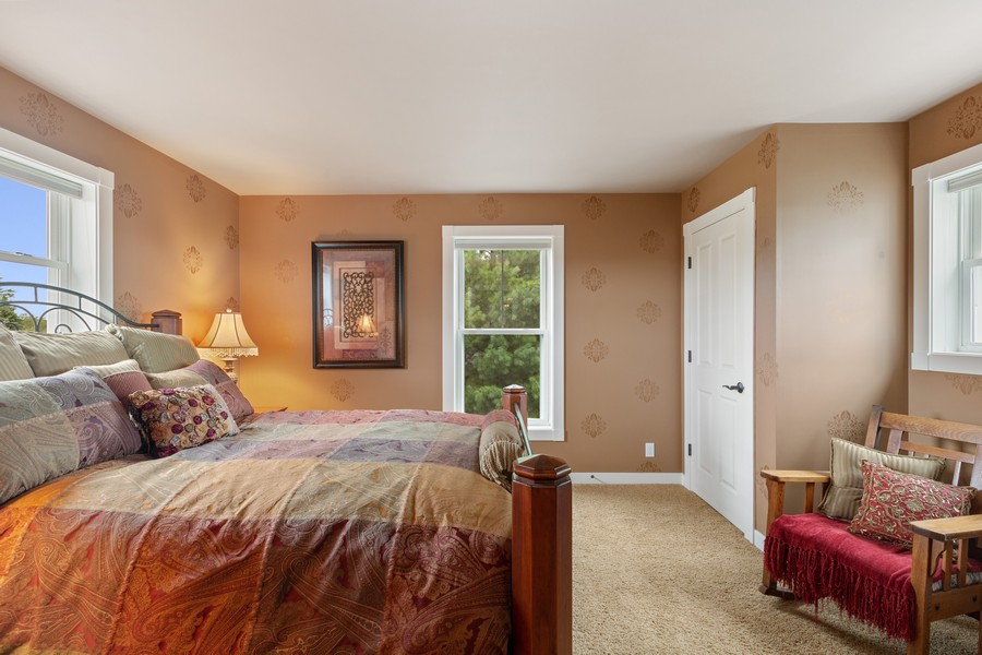 Real Estate Photography - 1347 Osage Orange Rd, Grayslake, IL, 60030 - 2nd Bedroom