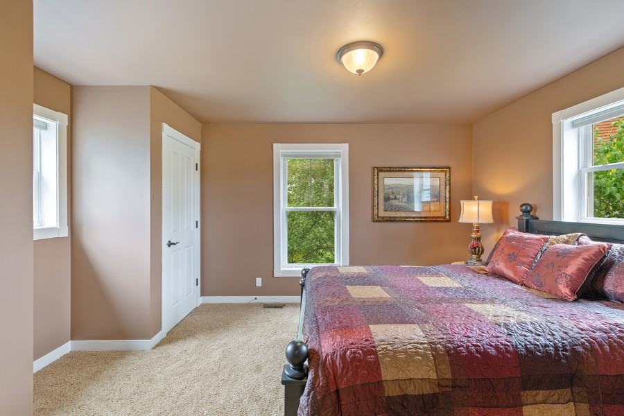 Real Estate Photography - 1347 Osage Orange Rd, Grayslake, IL, 60030 - 3rd Bedroom