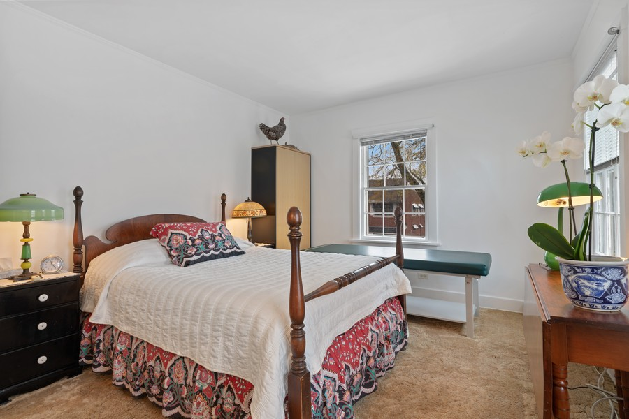 Real Estate Photography - 589 Lincoln Ave, Winnetka, IL, 60093 - Bedroom 2