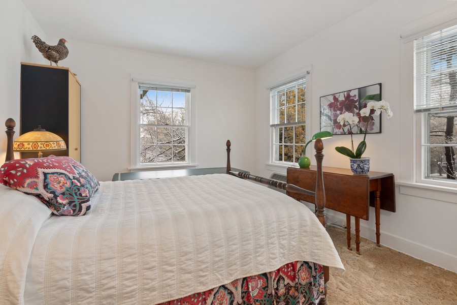 Real Estate Photography - 589 Lincoln Ave, Winnetka, IL, 60093 - Bedroom #2