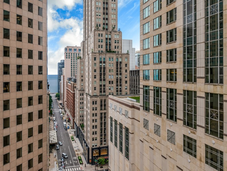 Real Estate Photography - 100 East Walton St, 21D, Chicago, IL, 60611 - View