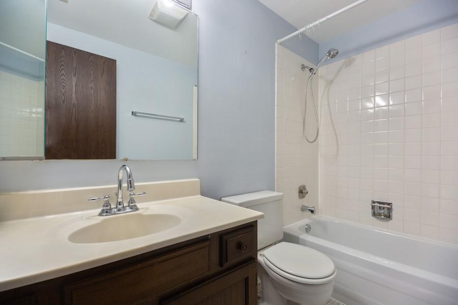 Real Estate Photography - 4178 Cove Ln, Glenview, IL, 60025 - Bathroom