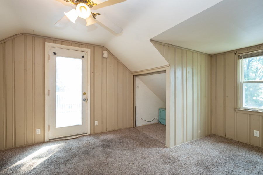 Real Estate Photography - 178 East Potter St, Wood Dale, IL, 60191 - 2nd Bedroom