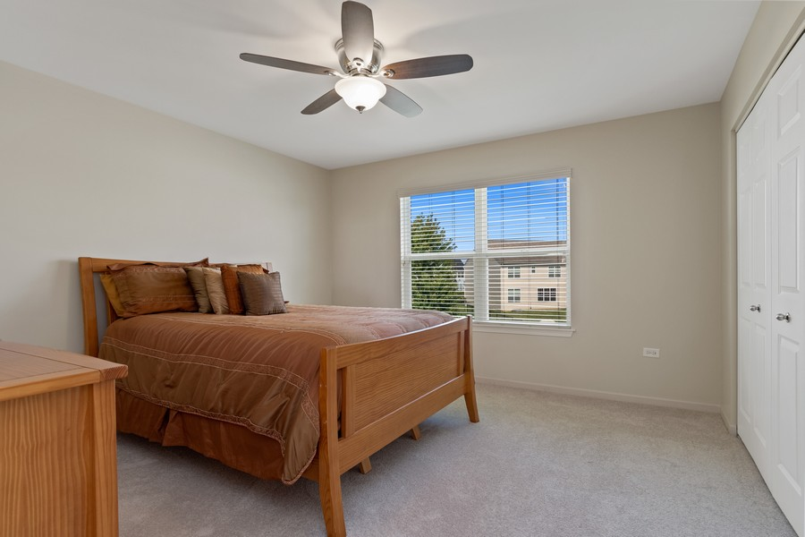 Real Estate Photography - 1276 Twilight Way, Bolingbrook, IL, 60490 - 3rd Bedroom
