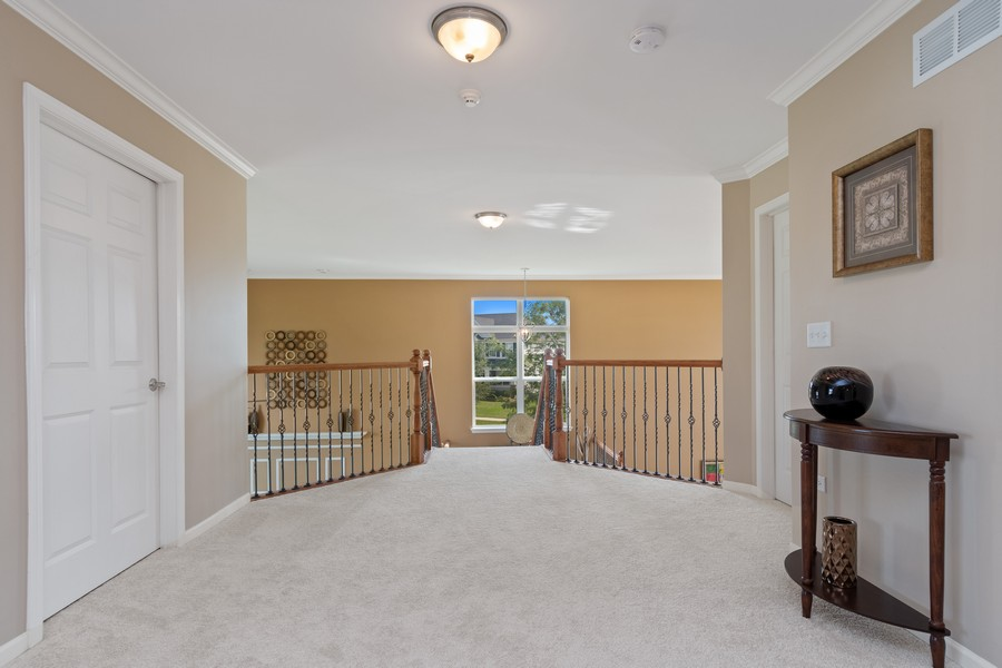 Real Estate Photography - 1276 Twilight Way, Bolingbrook, IL, 60490 - Hallway