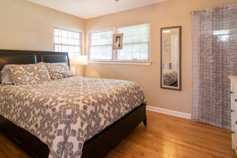 Real Estate Photography - 1434 Boeger Ave, Westchester, IL, 60154 - Master Bedroom