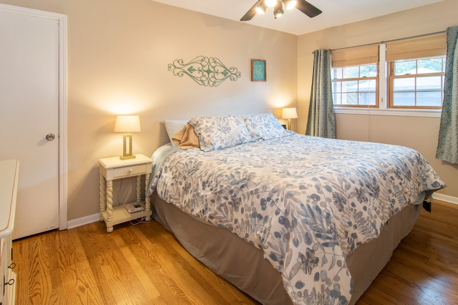 Real Estate Photography - 1434 Boeger Ave, Westchester, IL, 60154 - Second Bedroom