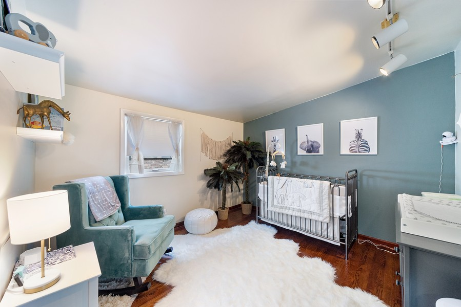 Real Estate Photography - 5328 West Pensacola Ave, Chicago, IL, 60641 - 2nd Bedroom
