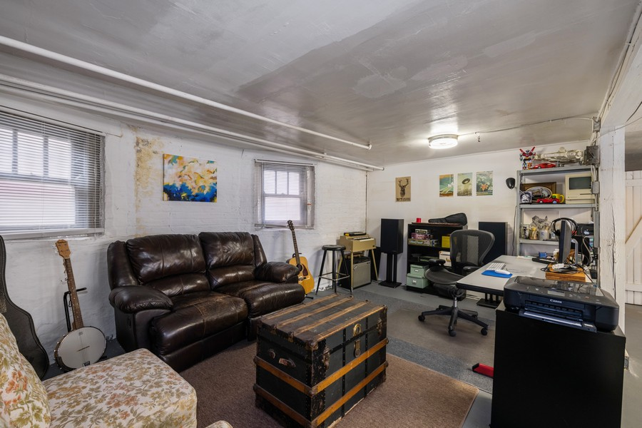 Real Estate Photography - 2216 Grove Ave, Berwyn, IL, 60402 - Basement