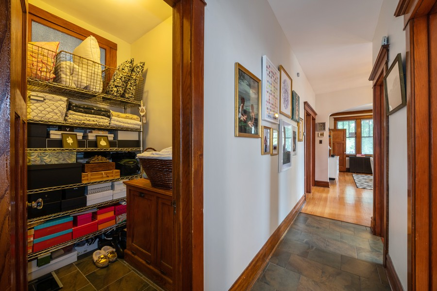 Real Estate Photography - 2216 Grove Ave, Berwyn, IL, 60402 - Hallway