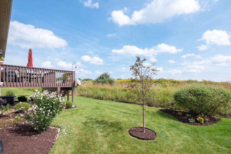Real Estate Photography - 2781 Harnish Dr, Algonquin, IL, 60102 - Back Yard