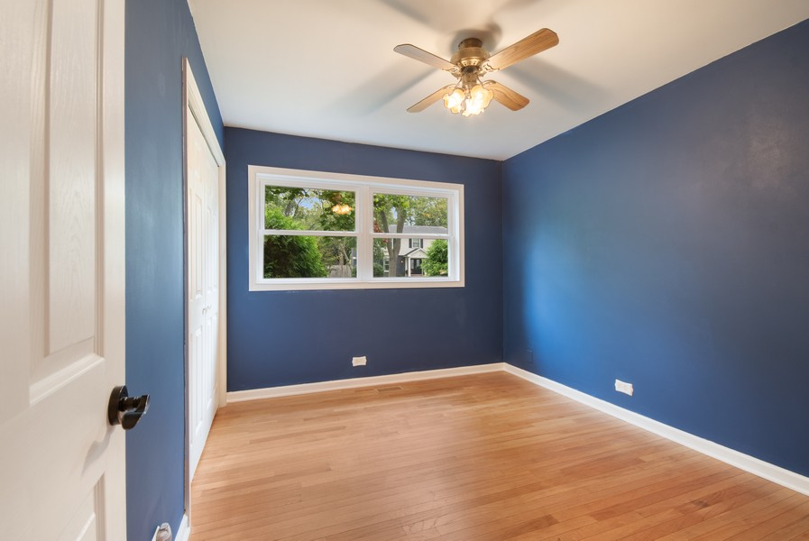 Real Estate Photography - 1228 Suffolk St, Naperville, IL, 60563 - 3rd Bedroom