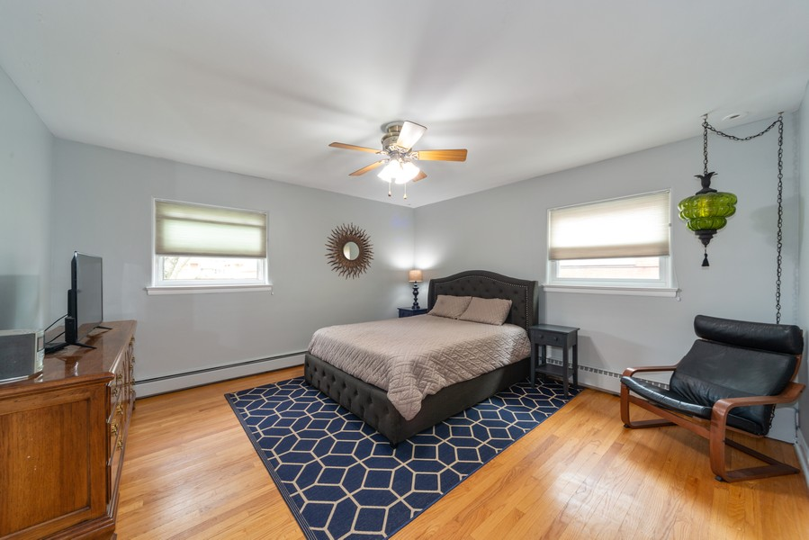 Real Estate Photography - 1650 Downing Ave, Westchester, IL, 60154 - Master Bedroom