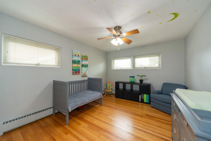 Real Estate Photography - 1650 Downing Ave, Westchester, IL, 60154 - Bedroom