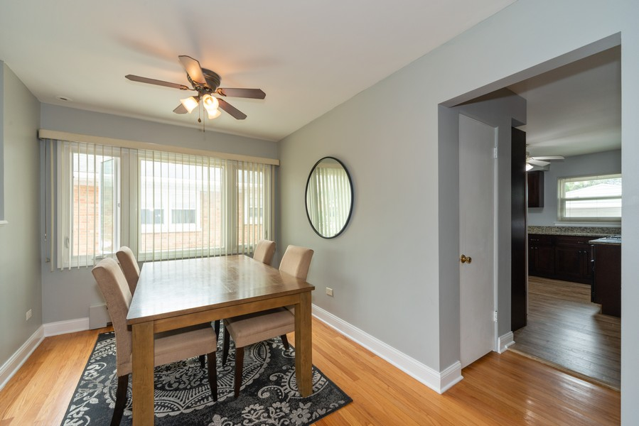 Real Estate Photography - 1650 Downing Ave, Westchester, IL, 60154 - Dining Room