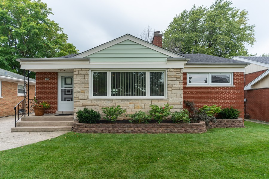 Real Estate Photography - 1650 Downing Ave, Westchester, IL, 60154 - Front View