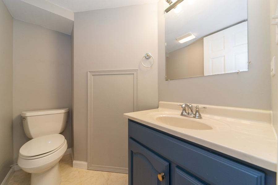Real Estate Photography - 1650 Downing Ave, Westchester, IL, 60154 - Bathroom