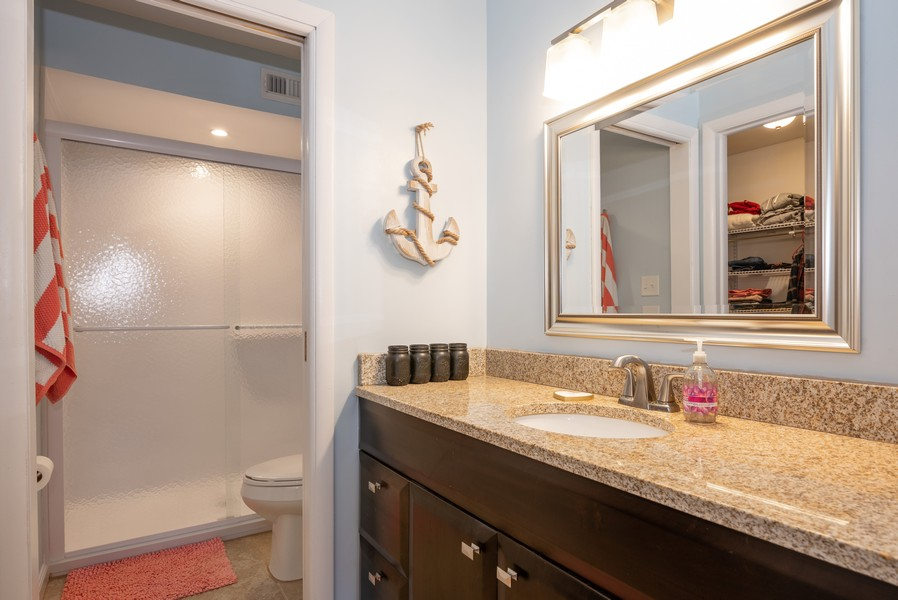 Real Estate Photography - 720 St Andrews Ln, Crystal Lake, IL, 60014 - Master Bathroom