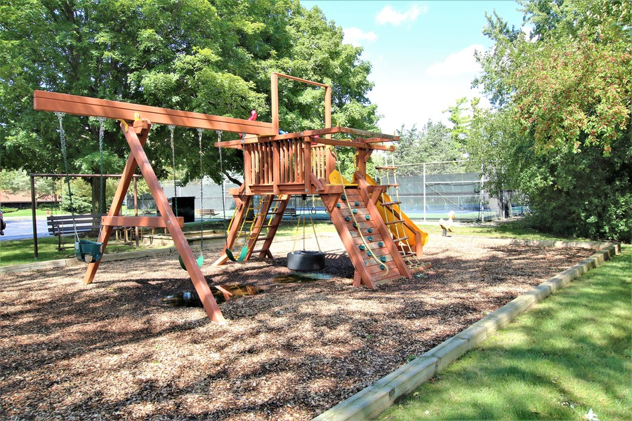 Real Estate Photography - 720 St Andrews Ln, Crystal Lake, IL, 60014 - Playground
