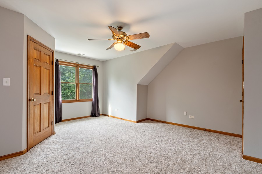 Real Estate Photography - 318 Ohio Rd, Frankfort, IL, 60423 - 3rd Bedroom
