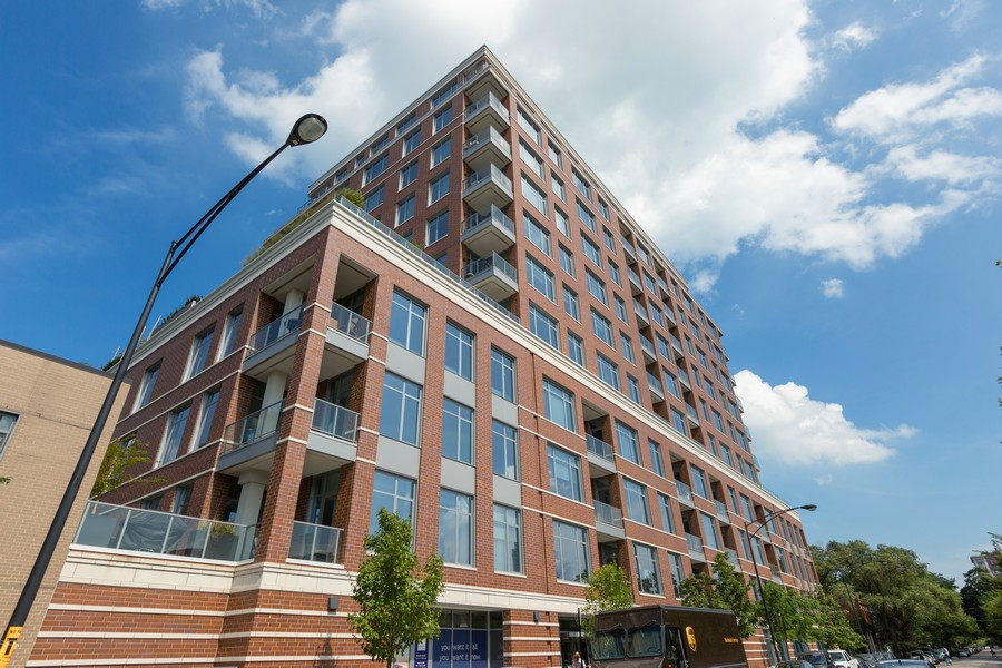 Real Estate Photography - 540 West Webster Ave, 307, Chicago, IL, 60614 - Front View
