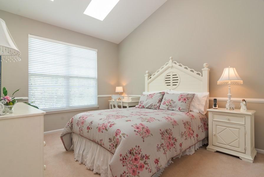 Real Estate Photography - 608 Declaration Ln, Aurora, IL, 60502 - Master Bedroom