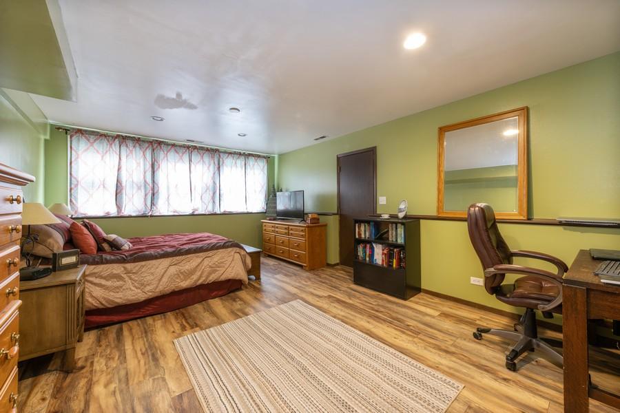 Real Estate Photography - 2406 Rose Tree Ln, Lindenhurst, IL, 60046 - Basement