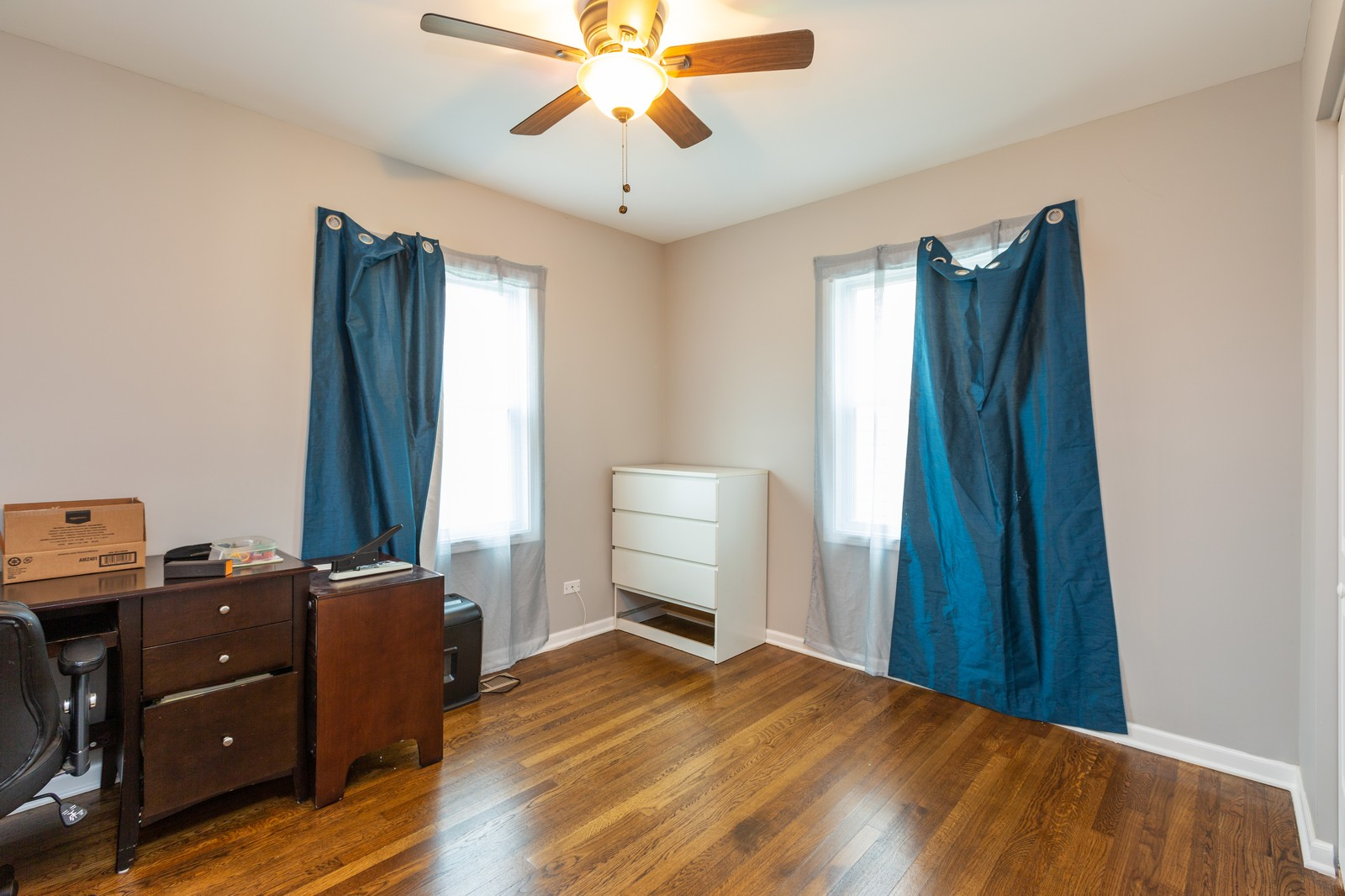 Real Estate Photography - 4919 S Lotus Avenue, Chicago, IL, 60804 - 2nd Bedroom