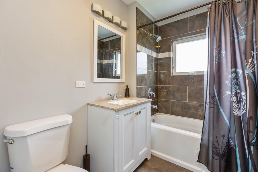 Real Estate Photography - 4919 S Lotus Avenue, Chicago, IL, 60804 - Bathroom