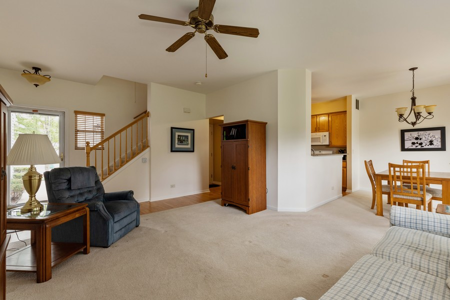 Real Estate Photography - 709 Baxter Ct, Lake Villa, IL, 60046 - Living Room