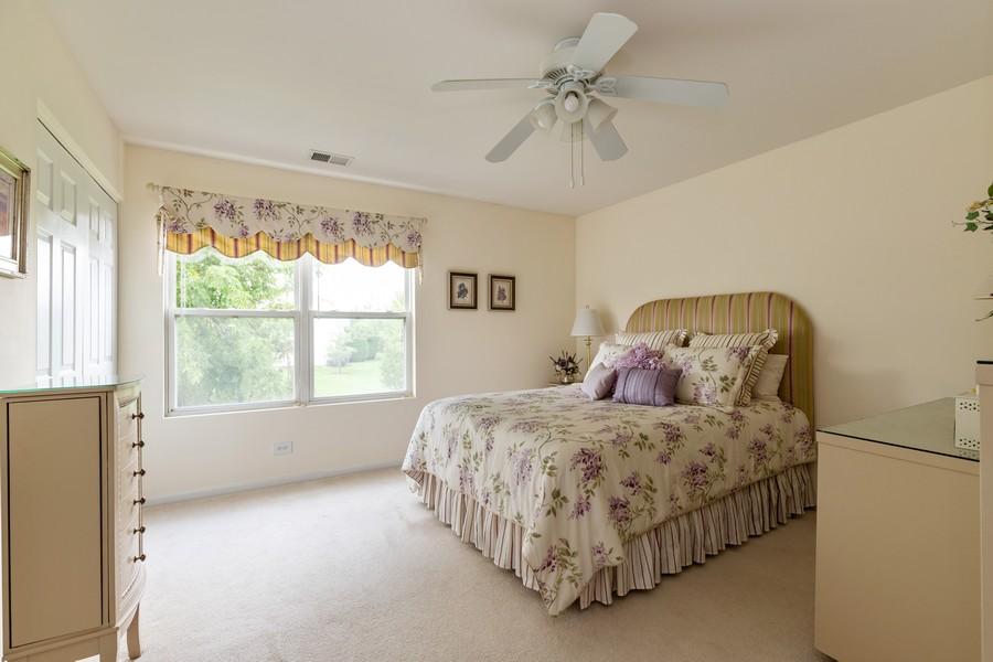 Real Estate Photography - 709 Baxter Ct, Lake Villa, IL, 60046 - Master Bedroom