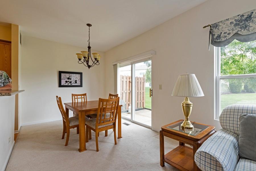 Real Estate Photography - 709 Baxter Ct, Lake Villa, IL, 60046 - Dining Room