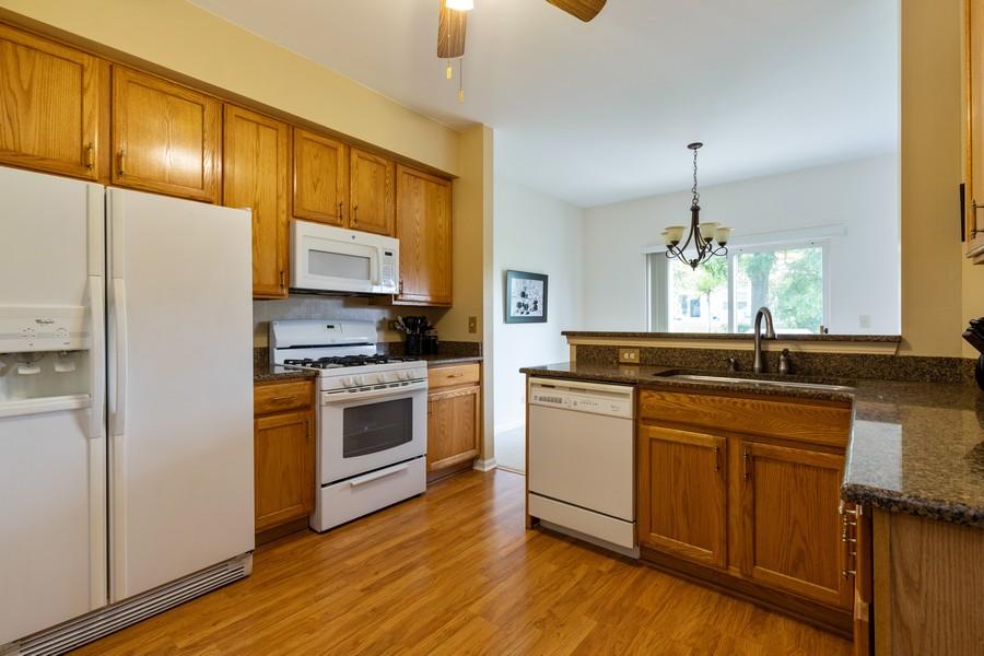 Real Estate Photography - 709 Baxter Ct, Lake Villa, IL, 60046 - Kitchen