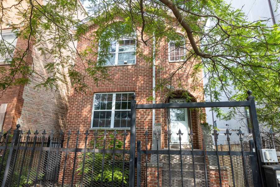 Real Estate Photography - 3008 W Lyndale, Chicago, IL, 60647 - Front View